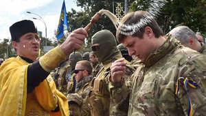 أوكرانيا: حرب لم تشهدها أوروبا منذ عقود قد أتت والخسائر قد تصل لعشرات الآلاف