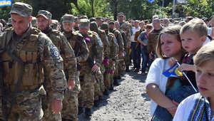 أوكرانيا بصدد إقامة تدريبات عسكرية دولية ضخمة