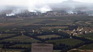 """إسرائيل تطلق النار على موقع للجيش السوري بالقنيطرة.. وأنباء عن سيطرة """"النصرة"""" على المعبر"""