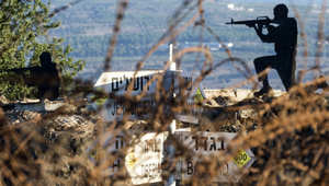 تماثيل لجنود إسرائيليين في مرتفعات الجولان