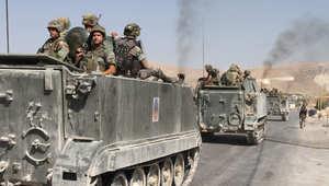 لبنان: تدابير أمنية بعد العثور على كتابات لتنظيم داعش بالجنوب