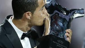 كريستيانو رونالدو.. أفضل لاعب في أوروبا للعام 2013/2014