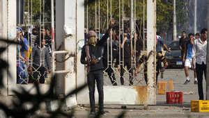 بدء العام الدراسي بمصر: أعمال عنف وتجمعات احتجاجية بجامعات الأزهر وعين شمس والقاهرة والمنصورة والزقازيق