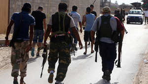 """ليبيا: كتيبة """"أم المعارك"""" تلقي القبض على 29 مهاجرا مصريا غير شرعي"""