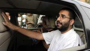 مصر: الحكم على الناشط علاء عبد الفتاح بالسجن المشدد 5 سنوات في أحداث مجلس الشورى