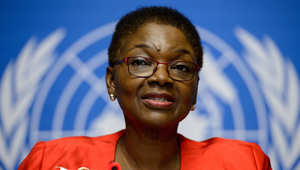 فاليري آموس وكيلة الأمين العام للأمم المتحدة للشؤون الإنسانية تستقيل من منصبها