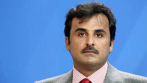 الشيخ تميم بن حمد أمير قطر