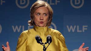 وزيرة الخارجية الأمريكية السابقة هيلاري كلنتون - أرشيف
