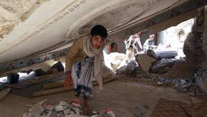 مسؤول حوثي لـCNN: محادثات بين الأمم المتحدة وقادة حوثيين هي الأولى منذ بدء عاصفة الحزم للتوصل لاتفاق وقف إطلاق نار
