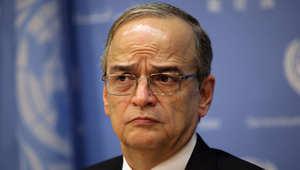 رئيس الإئتلاف الوطني لقوى الثورة والمعارضة السورية هادي البحرة