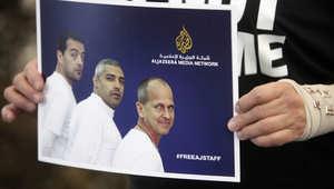 """تحليل.. """"قضية (صحفيي الجزيرة) مأساة لعلاقات مصر العامة"""""""