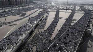 السعودية: حريق ناجم عن اشتعال سيارة بمنشأة الجمرات بمكة