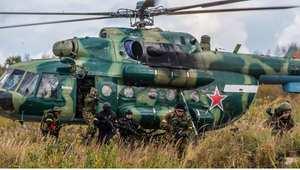 مناورة للقوات الروسية اكتوبر/ تشرين الأول 2014