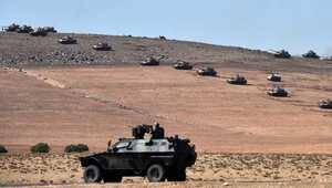 تركيا: نطالب بمناطق آمنة بسوريا لأن ضغوط داعش وغارات النظام تهددان بأزمة إنسانية أكبر