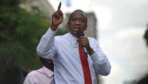 الادعاء يسحب تهم الجرائم بحق الإنسانية الموجهة للرئيس الكيني بمحكمة الجنايات الدولية