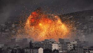 """هل يستفيد نظام الأسد من الضربات الجوية ضد """"داعش""""؟"""
