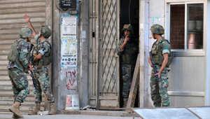 لبنان: مقتل جندي في مداهمة استهدفت مطلوبا ينتمي لمجموعة خالد حبلص الإرهابية