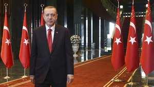 إردوغان: 40% من العراق محتل.. وإن لم تتحقق توصيات تركيا للتحالف ضد داعش فلن يتغير موقفنا