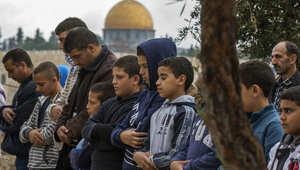 """إسرائيل تعيد فتح الحرم القدسي """"جزئياً"""""""