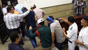 رجال مصريون يحاكمون بتهمة المشاركة في فيديو لحفل زفاف لمثليي الجنس