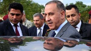 خالد العبيدي وزير الدفاع العراقي