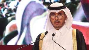 رئيس الوزراء القطري عبد الله بن ناصر آل ثاني
