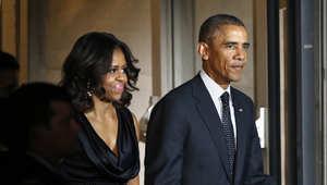 البيت الأبيض: أوباما وزوجته سيسافران للرياض لتعزية عائلة الملك سلمان الثلاثاء