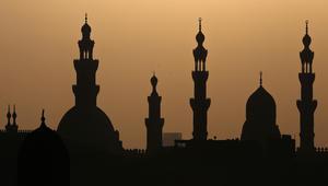 هكذا تبدو المساجد في القاهرة..مدينة الألف مئذنة