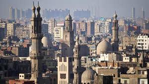 مآذن المساجد في القاهرة