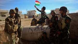 """المرصد: """"مجموعة الفدائيين"""" الكردية تنفذ عملية تسيطر فيها على 6 مبان لداعش وذخائر بكوباني"""