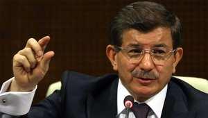 أوغلو: ما يزعجنا ازدواجية المعايير الدولية حول سوريا.. وضرورة توفير مناطق آمنه لاستيعاب اللاجئين