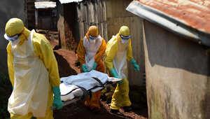 الصحة العالمية: 7588 وفاة بفيروس إيبولا و19.947 إصابة مؤكدة حتى 21 ديسمبر الجاري