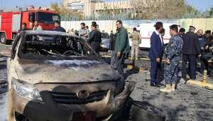مسؤول كردي لـCNN: داعش يقف خلف عملية تفجير سيارة مفخخة بإربيل الأربعاء