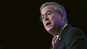 جيب بوش، حاكم فلوريد السابق، والمرشح المحتمل لانتخابات الرئاسة الأمريكية 2016