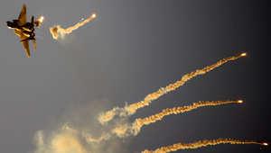 إسرائيل: غارة على 3 أهداف بغزة والقبة الحديدية تعترض 5 صواريخ انطلقت من القطاع