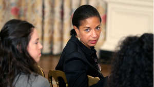 مستشارة الأمن القومي الأمريكي سوزان رايس
