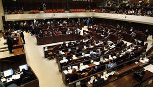 حل الكنيست الإسرائيلي تمهيدا لإجراء الانتخابات في 17 مارس