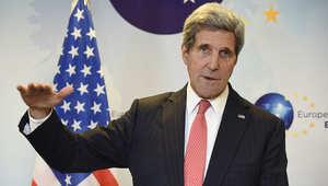 كيري: غارات التحالف ضد داعش تجاوزت الـ1000 للآن والزخم السابق للتنظيم أوقف