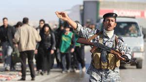 العراق: مقتل 21 شخصا بتفجير انتحاري يشتبه بوقوف داعش خلفه استهدف بيت عزاء لعضو بجماعة الصحوات