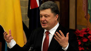 الرئيس الأوكراني لـCNN: يجب فرض المزيد من العقوبات على روسيا إن لم تلتزم باتفاقية مينسك