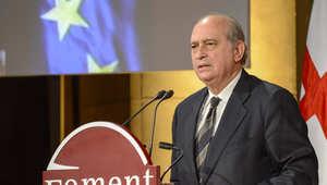 جورج فرنانديز دياز وزير الداخلية الإسباني
