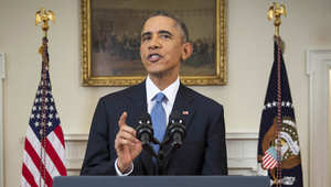 الرئيس الأمريكي باراك أوباما يعلن تطبيع العلاقات مع كوبا 17 ديسمبر/ كانون الأول 2014