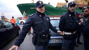"""إيطاليا: ارتفاع قتلى العبارة """"نورمان اتلانتيك"""" إلى 10 بعد إخلاء جميع الركاب"""