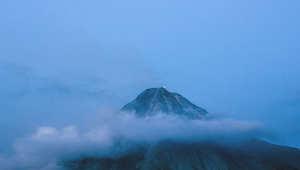 صورة لبركان المكسيك