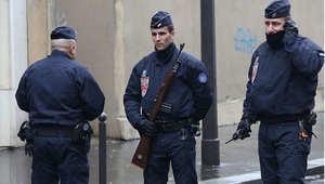 الشرطة الفرنسية في حالة تأهب