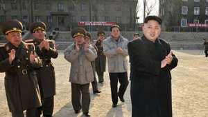 كيم جونغ أون رئيس كوريا الشمالية