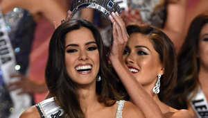 ملكة جمال كولومبيا تتوج ملكة جمال الكون