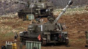 """الجيش الإسرائيلي يؤكد لـCNN قصفه بالمدفعية """"قاعدة للجيش السوري"""" ردا على سقوط قذيفتين بالجولان"""