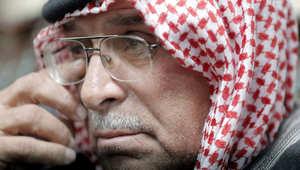 """صافي الكساسبة والد الطيار الأردني معاذ المحتجز لدى تنظيم الدولة الإسلامية """"داعش"""""""