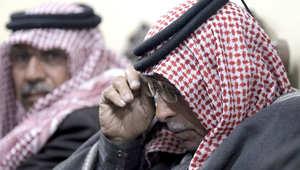 صافي الكساسبة والد الطيار الأردني معاذ الكساسبة الذي قتل على يد تنظيم داعش